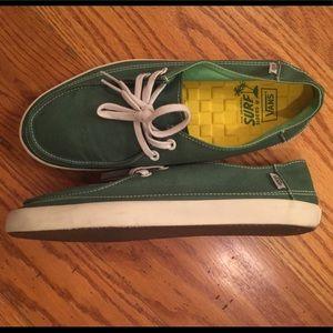 Vans SurfSider, Green